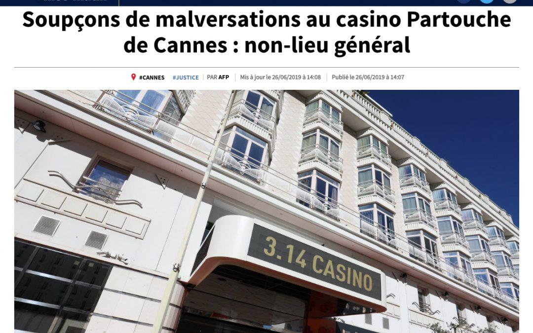Non lieu dans la plus importante affaire judiciaire de poker