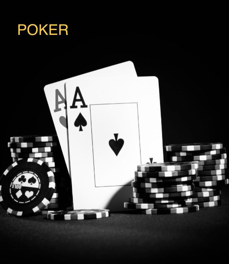 Illustration carte à jouer de Poker