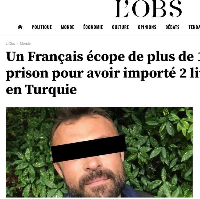 LE MIDNIGHT EXPRESS DES TEMPS MODERNES: le combat pour la libération de Fabien A